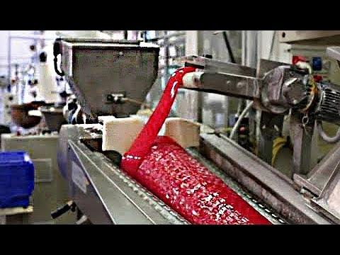 Самые безумные машины и установки пищевой промышленности, которые точно стоит увидеть