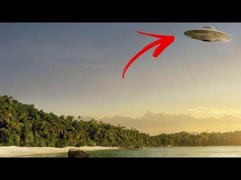 Diese 10 gruseligen UFO Fotos lassen dich an Aliens glauben! | MythenAkte