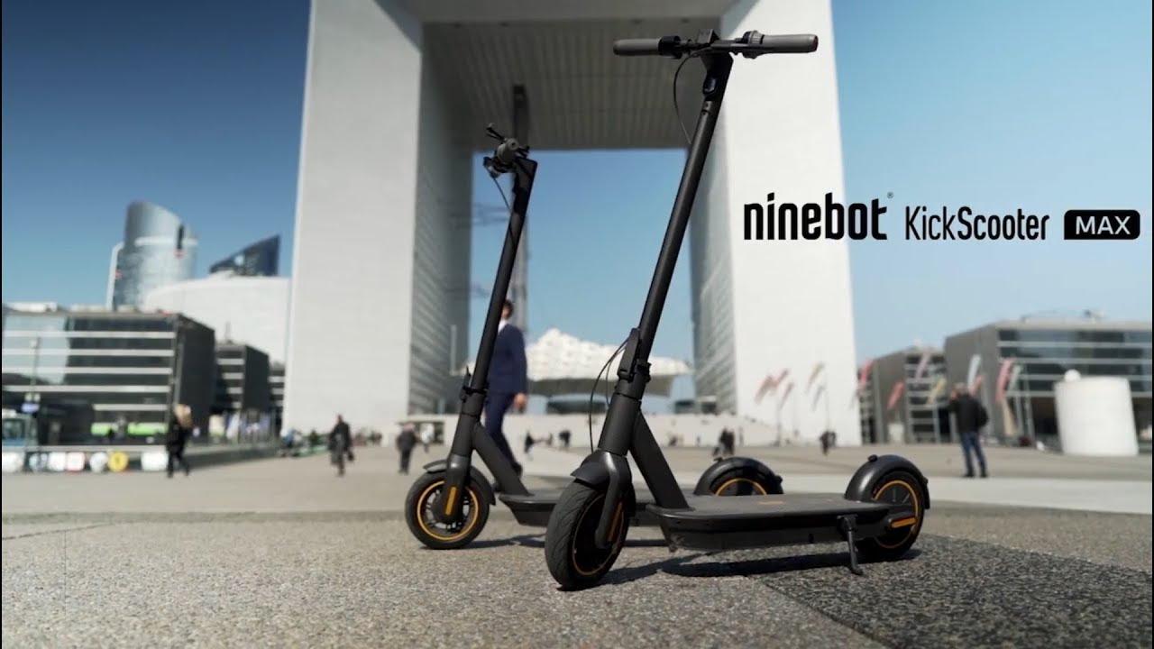 Segway-Ninebot - Mighty Velo