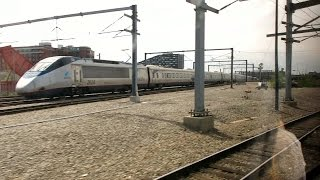 Northeast Regional #173 ride from Boston to DC via New York
