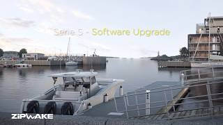 Zipwake Software Upgrade
