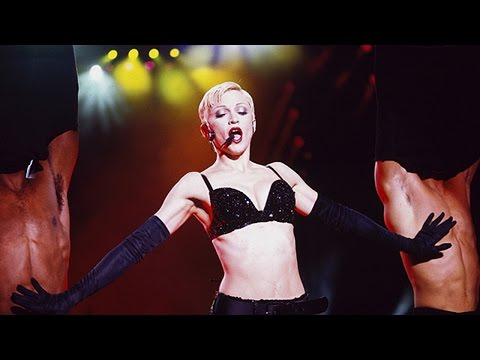 Madonna - The Girlie Show (1993) (Live Down Under)