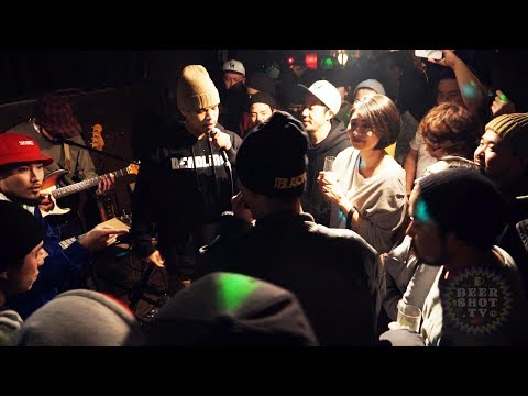 BEERSHOT.TV vol.76 -2nd set- [Live: cro-magnon session with D.L.I.P.] at渋谷THEROOM