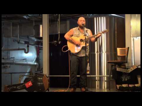 Ricky Ganiere - Stoker - Appleton Beer Factory, Appleton, WI - Mile of Music 8-8-2014
