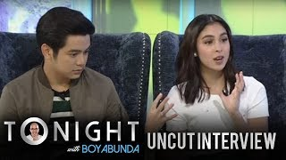 TWBA Uncut Interview: Julia Barretto & Joshua Garcia