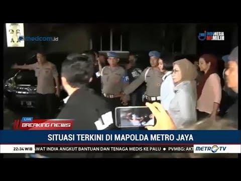 Ratna Sarumpaet Dibawa ke Polda Metro Jaya