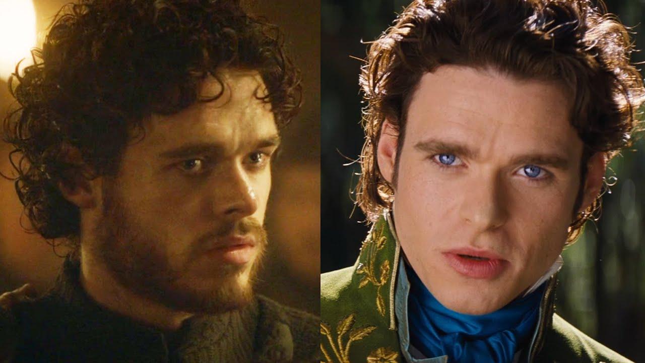 Richard Madden on Game of Thrones Robb Stark & Cinderella ...