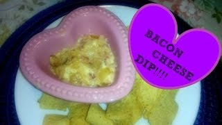 Bacon Cheese Dip (crock Pot)  Sunday Simple Supper