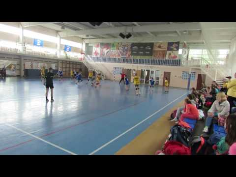 Детская Лига 2-ой этап, Волгоград-Астрахань 1-й тайм