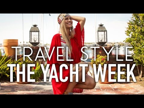 The Yacht Week Style Inspiration