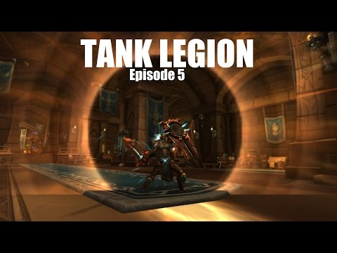 Tank Legion: Episode 5 - Protection Paladin Guide - Abilities, Talents, Stats, Rotation And Artifact