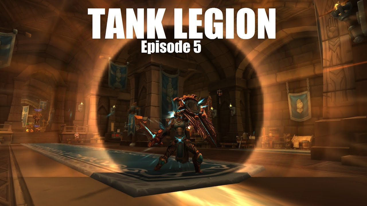 Tank Legion Episode 5 Protection Paladin Guide Abilities Talents Stats Rotation And Artifact You