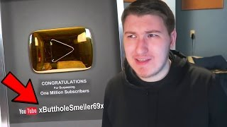 top 5 youtubers who got sent the wrong play button scarce anomaly more