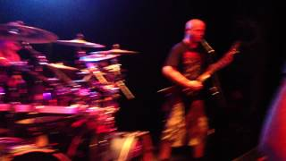 Dying Fetus @ Reggies - Chicago Il