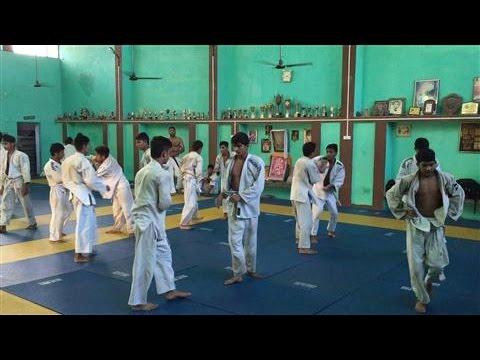 Indian Olympic Hopeful Inspires Hometown Judo Club