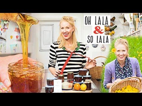 Löwenzahn-Honig Selber Machen *  Vegan + BIO * Für´s Müsli Oder Brotaufstrich * Rezept Tutorial DIY
