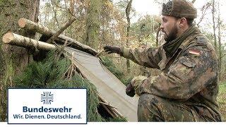 Überlebenstraining beim Air Mobile Protection Team: Teil 1 - Bundeswehr