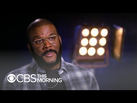 """Tyler Perry on the """"poetic justice"""" of building new studio on former Confederate Army base"""