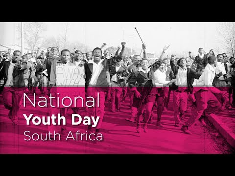 National Youth Day South Africa | Education Matters | FuseSchool