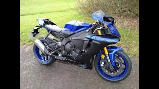 ★ 2019 YAMAHA R1 REVIEW ★