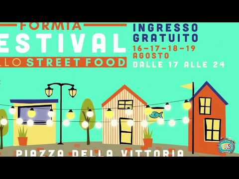 FORMIA - Festival dello Street Food & dell'Artigianato