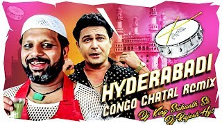 Hyderabadi Congo chatal band Mix By Dj King Srikanth From Saidabad Dj Rajesh Hyt