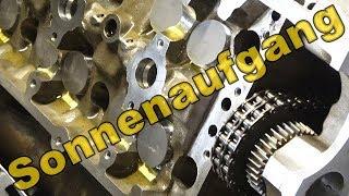 63AMG M156 Motorschaden#8 Zylinderkopf Drehmoment u. Anzugswinkel