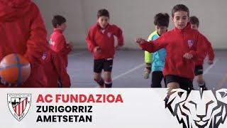 Jugando con el Athletic, Peña Athletic I Zurigorriz Ametsetan I Fundación Athletic Club Fundazioa