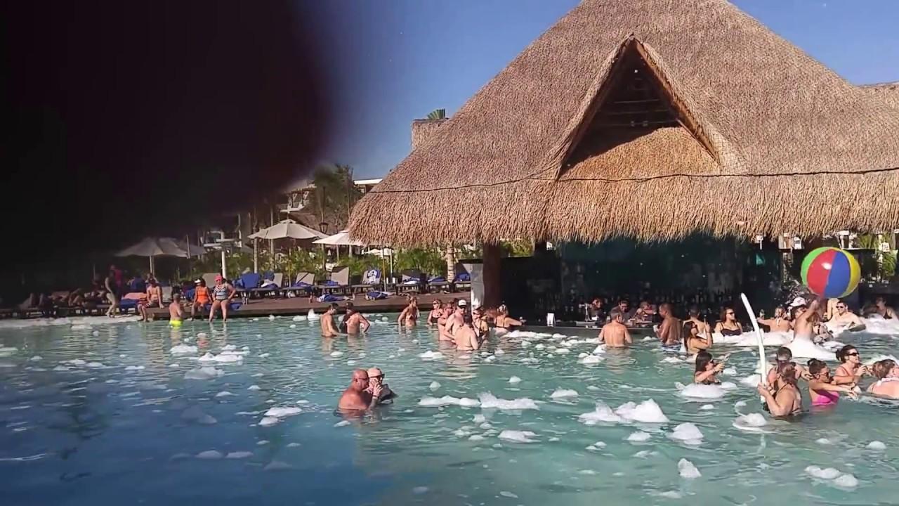 Ocean Riviera Paradise Foam Party Youtube