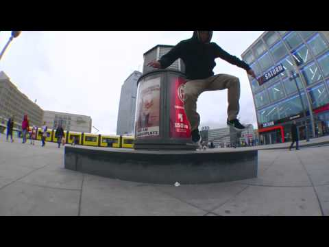 "Veja o video -Nike Skateboarding Europe ""Inspired by Koston: Denny Pham"""