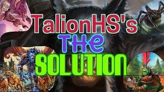HearthPWN D3CK Spotl!ght: TalionHS