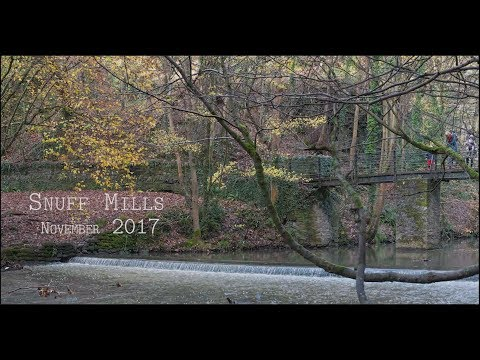 Bristol - A Ride To Snuff Mills | Exploring The Nature Around Bristol | 2017 |