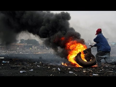 Top 10 Most Polluted Places on earth 2014