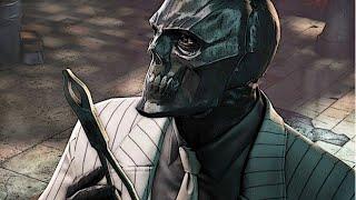 Comic Book lore: Black mask