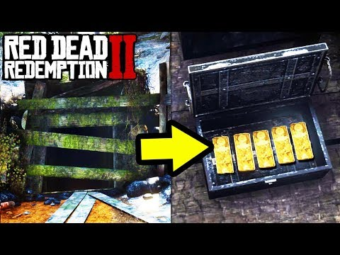 HOW TO GET GOLD INSTANTLY in Red Dead Redemption 2! Secret Easy Money Tips RDR2!