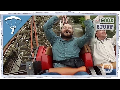 Why Are Roller Coasters So Awesome?