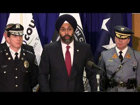 Grewal On Assault Weapon Smugglers: 'Iron Pipeline' Has To Stop