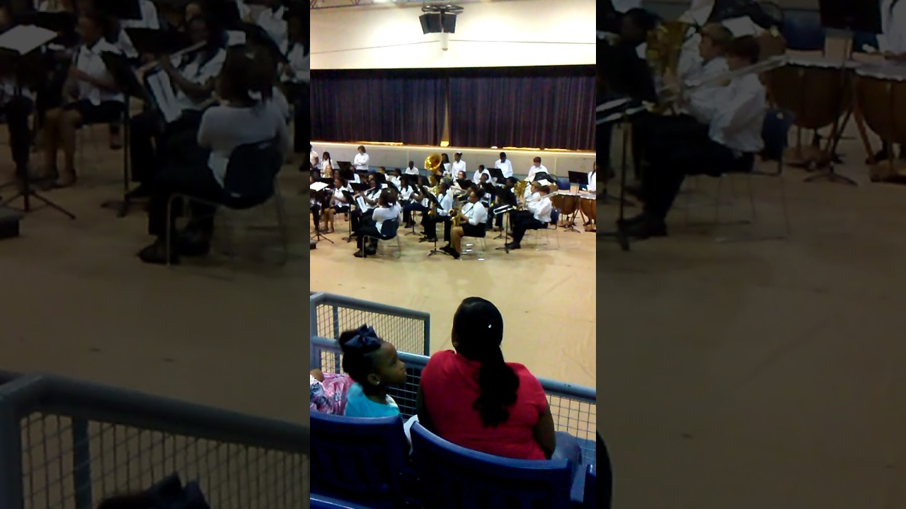Childersburg band performance