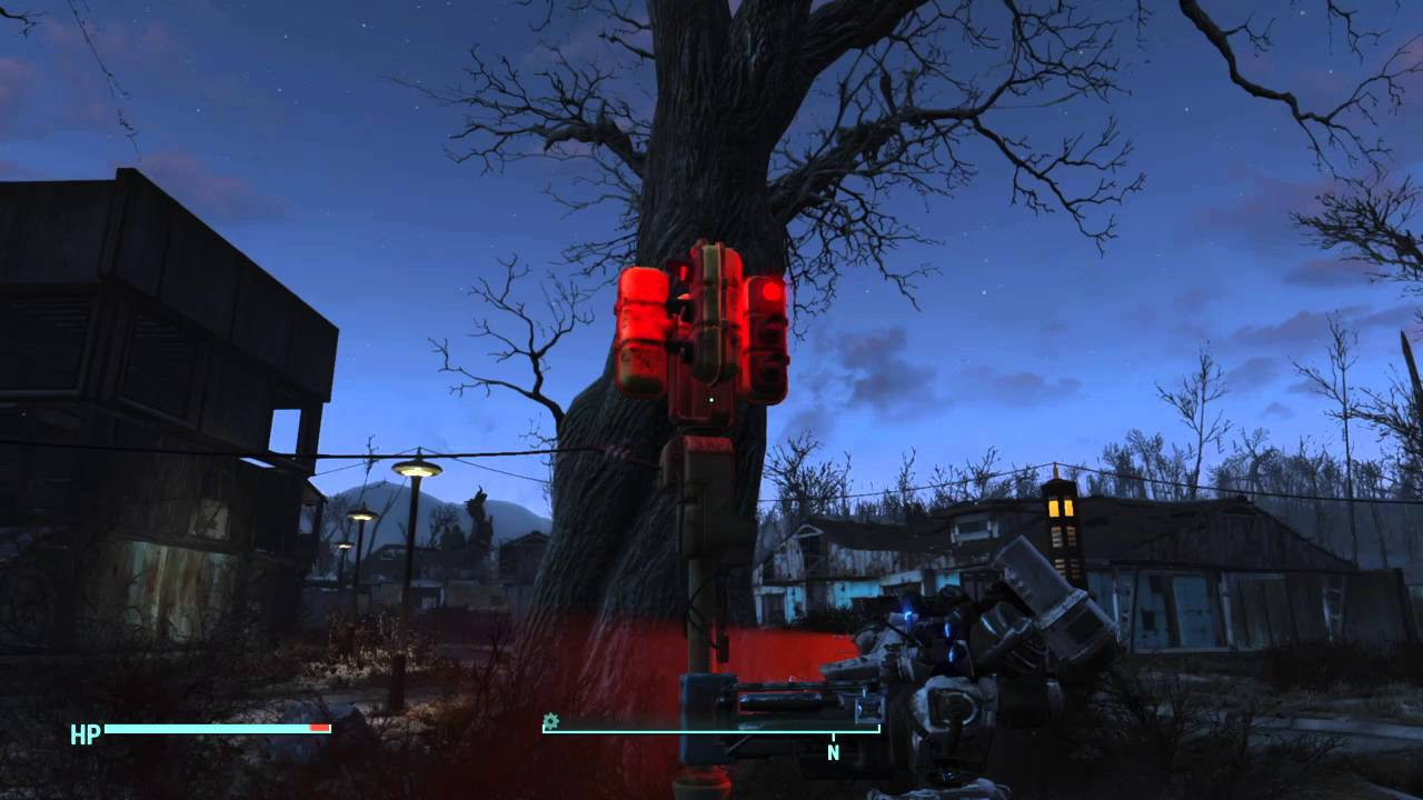 fallout 4 how to build a siren