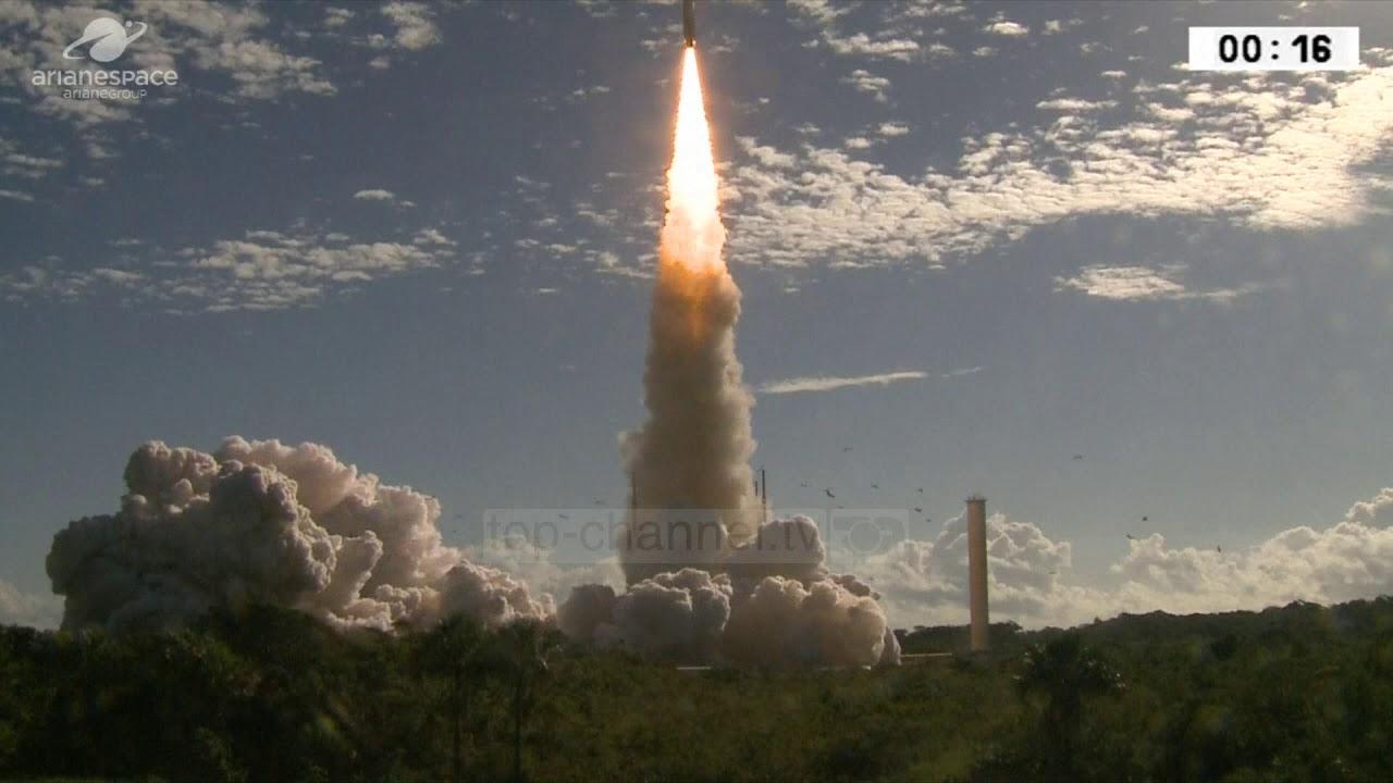 Download Evropa në hapësirë! 40 vite nga raketa e parë, Ariane