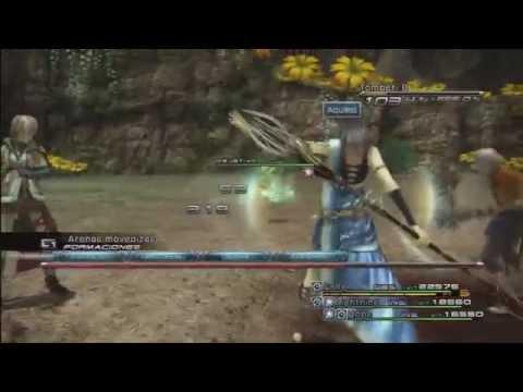 Guía Comentada Final Fantasy XIII HD - Parte 65 - Ronin Caído y tercer par de Guantes de Genji