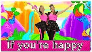 If you are happy and you know it ♫ - дитяча пісня англійською мовою