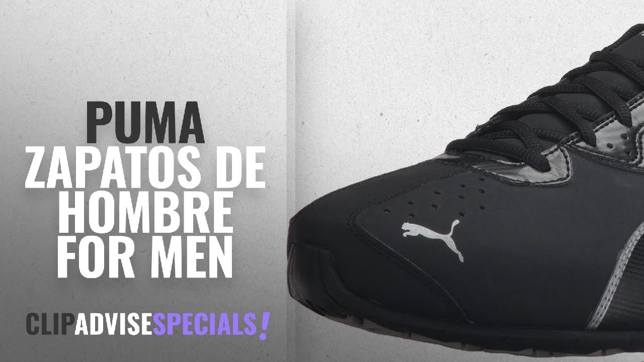 ac6404db7 Top 10 Puma Zapatos De Hombre [2018 ]: PUMA Men's Tazon 6 FM Puma Black/  Puma Silver Running Shoe -