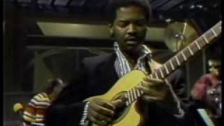 Earl Klugh on David  Letterman [One night alone with you]