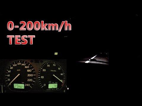 VW Golf MK2 1150HP 4Motion 16V Turbo Brutal Acceleration!