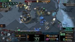 StarLine СНГ турнир на GG - StarCraft 2 c ZERGTV(http://goodgame.ru/channel/ZERG - Мои СТРИМЫ каждый день http://G2A.com/r/ZERGTV - Дешёвые игры http://vk.com/ZERGTV - официальная группа ВК..., 2016-11-16T00:01:26.000Z)