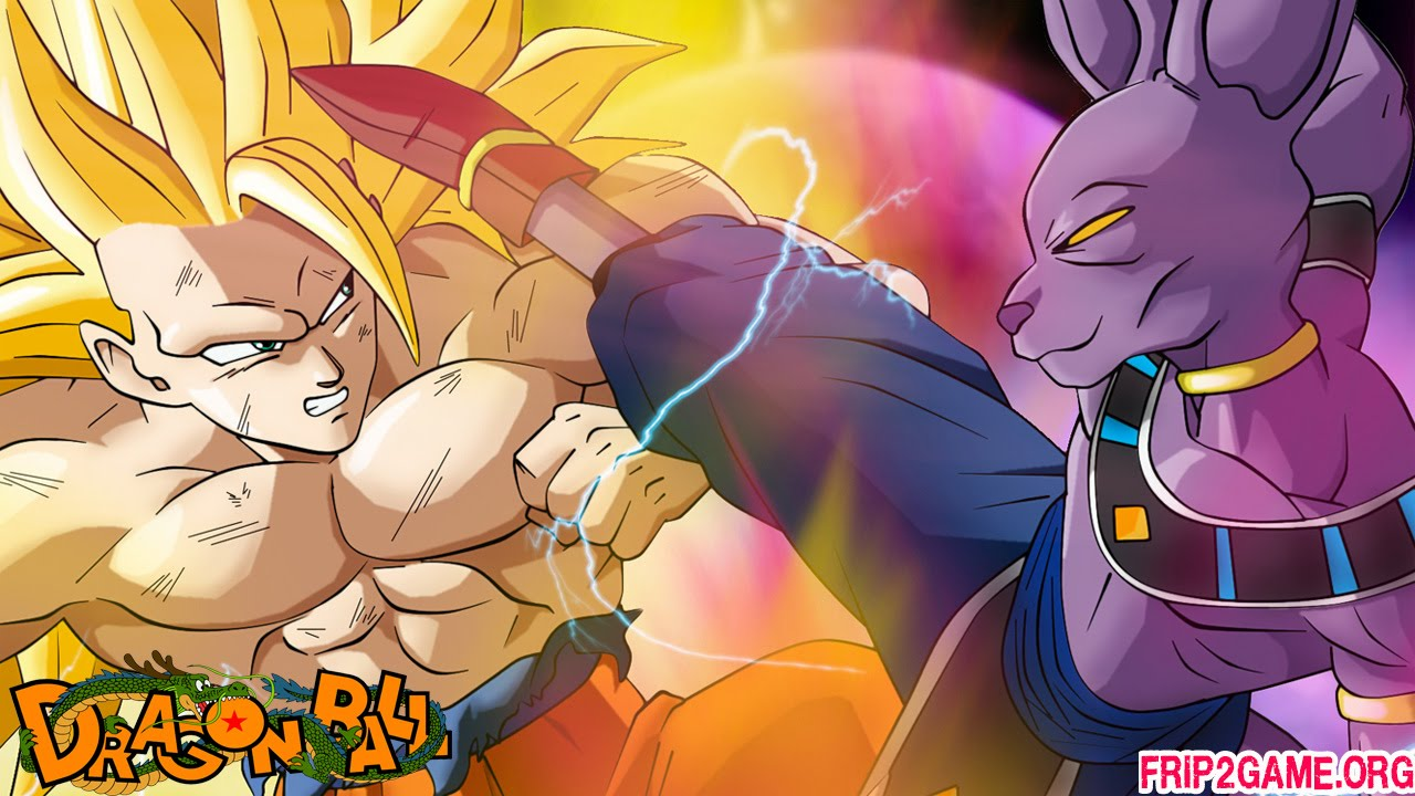 Dragon Ball Fierce Fighting 4 New Chacracter BIRUSU Walkthrough