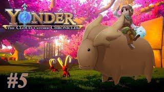 """Прохождение Yonder The Cloud Catcher Chronicles Серия 5 """"Разрушенный мост с зловещим обзором"""""""
