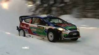 Ford WRC 2011 - Ford wins in Sweden!