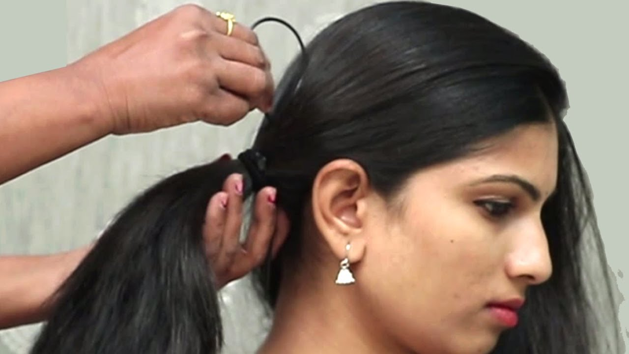 3 Easy Hairstyles For Collegeofficeparty Everyday Hairstyles